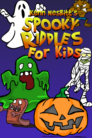 Spooky Kids Riddles for iPhone